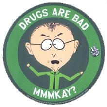 drugsarebad