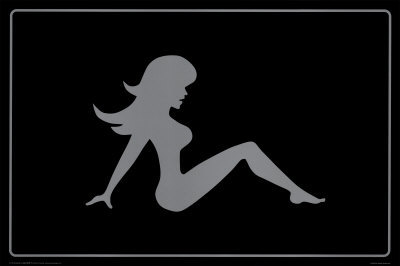 Truck Balls make Mud Flap Girl Politically Correct!!